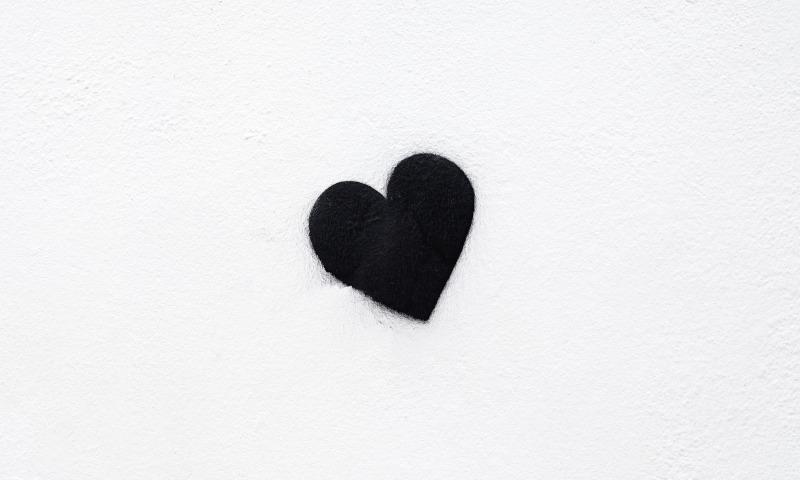 минимализм сердце