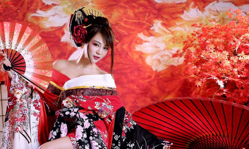 японский халат