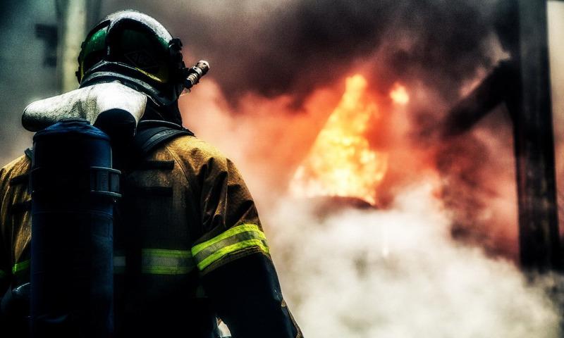 пожар пожарный