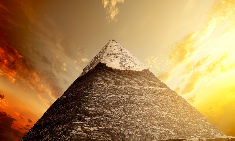 пирамида устойчивость