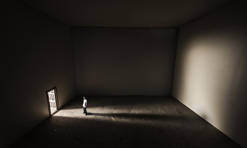 комната дверь