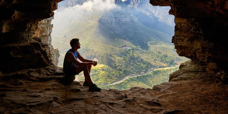 медитация на вершине