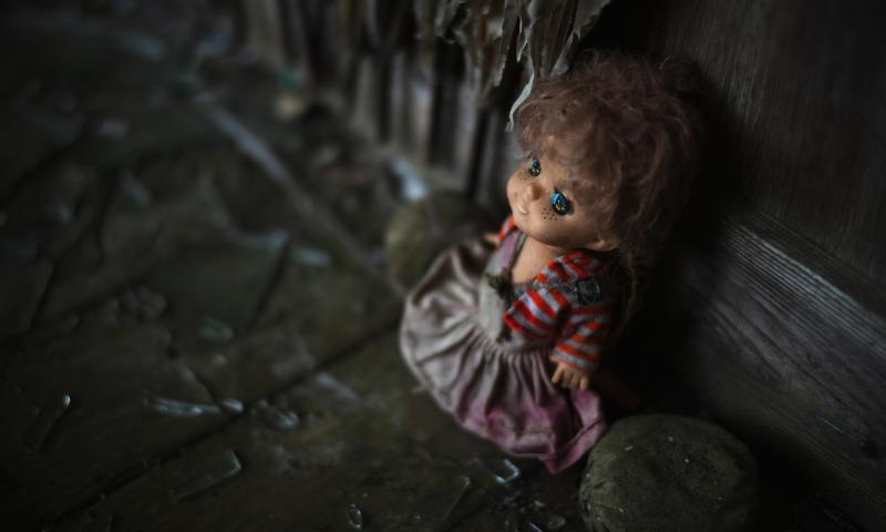 кукла разруха
