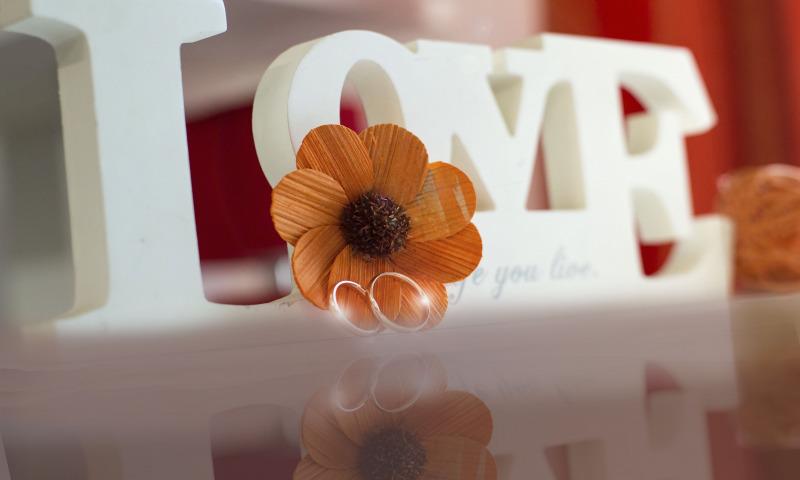 любовь и роза