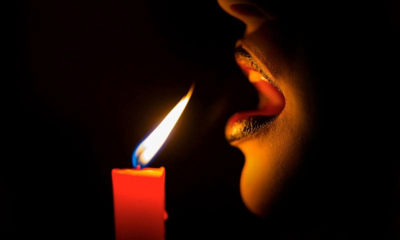 свеча дыхание
