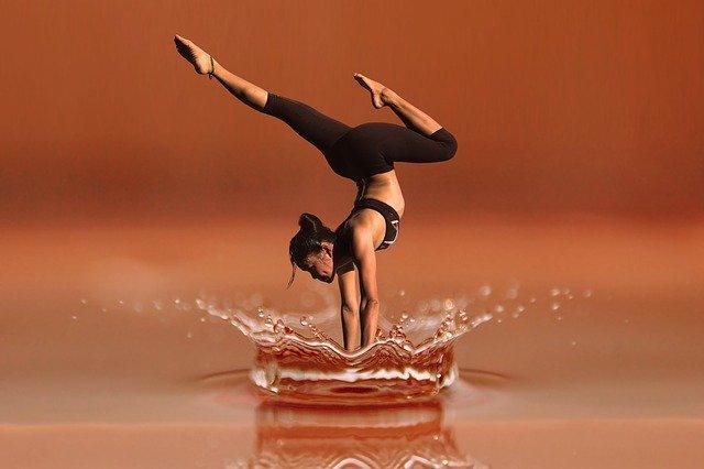 йога на воде