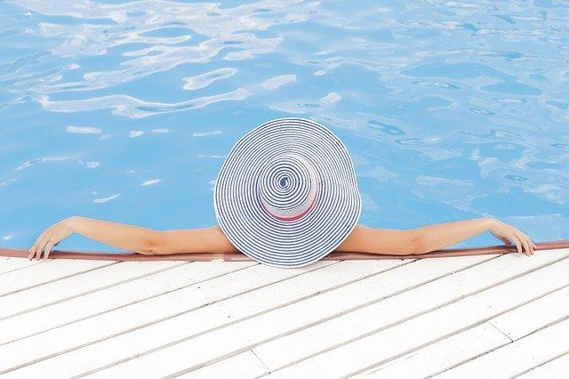 бассейн отдых